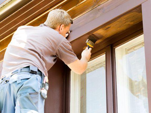 Tipps Fensterpflege und Wartung von Holzfenstern