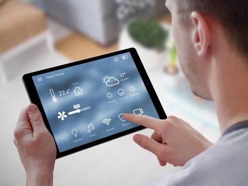 Smart Home - Das vernetzte Haus  - Haussteuerung per App